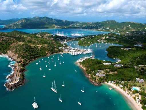 Discover Antigua and Barbuda with Ambassador Dario Item